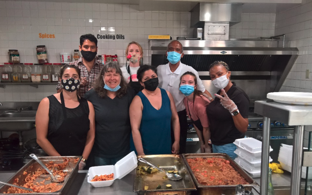 An Evening with Hollywood Food Coalition (Hofoco)